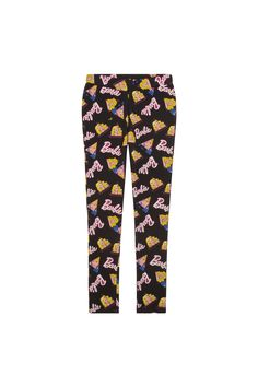 Little Eleven Paris. BARBIALL sweatpants. £35 #leggings #trousers #barbie #kidsclothing