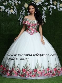 Quinceanera dresses, decorations, tiaras, favors, and supplies for your quinceanera! Many quinceanera dresses to choose from! Quinceanera packages and many accessories available! Mexican Quinceanera Dresses, Quince Dresses Mexican, Sweet 15 Dresses, Sweet Dress, Ball Dresses, Ball Gowns, Girls Dresses, Flower Girl Dresses, Long Dress Fashion