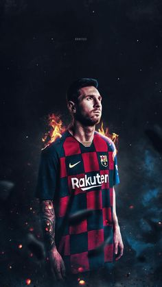 Lionel Messi - ll Football Player Messi, Messi Soccer, Best Football Players, Cr7 Messi, Messi Vs Ronaldo, Messi 10, Messi Pictures, Messi Photos, Madrid Football