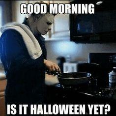 Happy Halloween Meme, Halloween Wishes, Halloween Horror, Halloween Night, Halloween Stuff, Halloween Season, Halloween 2020, Halloween Themes, Funny Good Morning Memes