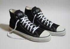 fairtragen - Ethletic - onlineshop - Damen - Schuhe - Ethletic Sneaker Hicut - black/white
