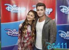 "Zendaya with Spencer Boldman: Talk about ""Zapped"""