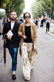 the sartorialist - On the Street…Fashion Team, Milan Stylish Couple, Sartorialist, Fashion Couple, Outfit Combinations, York, Her Style, Spring Summer Fashion, Womens Fashion, Fashion Trends