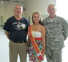8/23/13: Nicole Natchus, National Miss Teen 2013 attended the Family Day Picnic which was sponsored by the Powhatan American Legion Post 201 and the Powhatan Women's Club.  The food was yummy and everyone had a great time.
