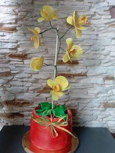 Orchidea cake