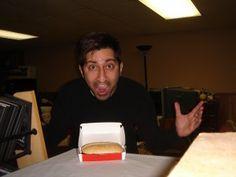 Samir Patel  - McRib Fan of the Week: February 11, 2011