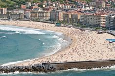 2016 destinations: Any region of Spain, from Andalusia to Galicia to Catalunya, could easily entice you to visit the Iberian peninsula. However, in 2016 all the action will be in the Basque country, with the beachside town of San Sebastian, pictured, being named Europe's City of Culture for the year. That means even more good food, even more festivals and events, and even more of an excuse to just wander the alleys of the city's old town soaking up one of the best destinations in the world.