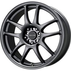 Drag DR-31 Wheels for my ultimate road trip journey