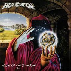 HELLOWEEN - Keeper Of The Seven Keys Part I