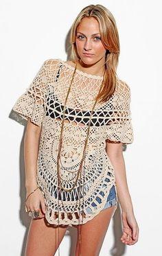 Crochet excepcional