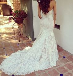 For NYC wedding season will be here before you know it - if you don't have inspiration about your wedding dress now is the time to check out his gorgeous, dreamy gowns.
