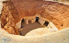 matmata_tunisia_africa_residential_caves_star_wars_680.jpg (680×428)