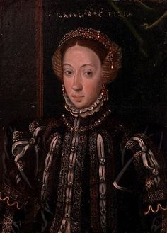Maria d'Aragon, seconde epouse du roi Manuel I du Portugal, reine consort du Portugal