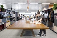 Oficina - Denys & von Arend Magic Box mesa creativa de madera