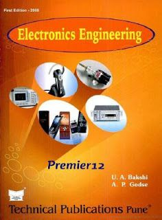 Electronics Engineering Bakshi and Godse is a standard book for studying electronics engineering basic things . Topic includes basic circuits ,laws ,basic theoroms and other important things Basic Electrical Engineering, Electronic Engineering, Circuits, Studying, Electronics, Books, Free, Libros, Book