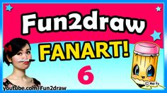 Fun2draw Fanart 6 - More Cute Drawings by Fun2drawers!