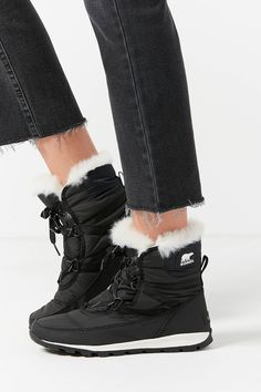 Shop Sorel Whitney Short Lace Boot at Urban Outfitters today. We carry all the latest styles, colors and brands for you to choose from right here.