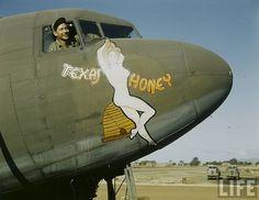 C-47 Skytrain - Texas Honey