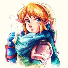 Art by えぬお(低浮上) (@enuwosan) Video Game Art, Video Games, Ben Drowned, Kid Icarus, Hyrule Warriors, Legend Of Zelda Breath, Link Zelda, Iconic Characters, Twilight Princess
