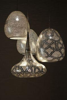 Zenza Lighting. #Anthropologie #PinToWin