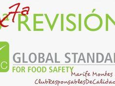 Nueva versión de la norma BRC Food - Club Responsables de Calidad