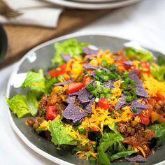 Taco Salad Recipes | Quick Taco Salad  | MyRecipes.com