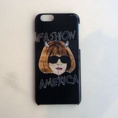 buggy S.K.R 『Anna Wintour』 #TSHIRT #TEE #buggy #SKR #Altopino #AnnaWintour #iPhonecase