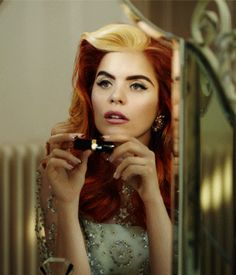 Lucy makeup ideas Google Image Result for http://readingtownhall.co.uk/Images/The%2520Hexagon%25202011-2012/Paloma-Faith-300x350.gif