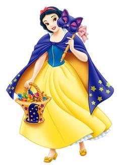 Snow White Princess PNG Clipart