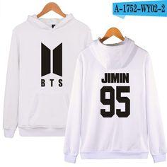 BTS Kpop Hoodies Sweatshirt Women/Men Fashion Popular Bangtan K-pop Hooded Hoodies Sweatshirt Casual Hip Hop Female Clothes 4xl