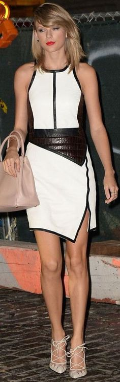 Taylor Swift... - Total Street Style Looks And Fashion Outfit Ideas