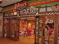 Ideas: gingerbread house