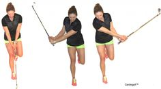 Your feet are your only connection to the ground in the golf swing. As you shift your weight, your feet have to move, grip and maintain your balance so that you can generate the needed clubhead speed. If you don't feel solid and secure with your feet, you won't swing the club freely in fear … Continue reading Are You Grounded? →