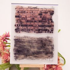 7.33$  Buy here - http://alihna.shopchina.info/go.php?t=32616992605 - free shipping scrapbook brick and wooden 14*18CM ACRYLIC VINTAGE STAMPS FOR PHOTO SCRAPBOOKING clear stamp set 7.33$ #magazineonlinebeautiful