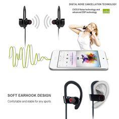 TecHERE SoundPlugs - Bluetooth 4.1 Stereo: Amazon.de: Elektronik