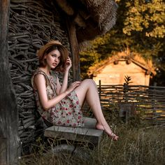 """Sunset in the village - Paid lessons retouching.There are ready-made video tutorials on photo retouching of color and black-and-white portraits. My email - begmaD_photo@mail.ru Join me on  <a href=""""https://www.facebook.com/dima.begma/"""">My Facebook</a> Join me on <a href=""""https://vk.com/begmadima"""">My VK</a> Join me on <a href=""""https://instagram.com/dima_begma/"""">My Instagram</a> Join me on <a href=""""https://www.flickr.com/photos/131604271@N08/"""">Flickr</a>"""