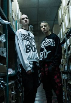 Discover the latest mens, womens and Kids collections from the official BOY London website. BOY London since London Today, Boy London, Urban Outfits, Streetwear Fashion, West Coast, Street Wear, Boys, Collection, Women