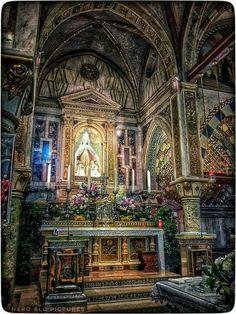Santuario Madonna di Monte Berico a Vicenza