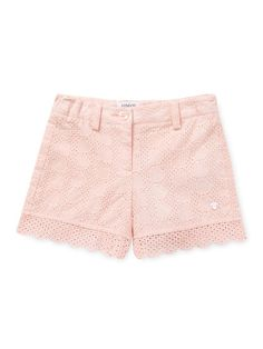 Embroidered Shorts by Armani Junior at Gilt