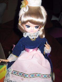 Vintage Bradley Doll Big Eyed Eyes Korea Europe Dress Music Box Musical with Tag | Dolls & Bears, Dolls, Other Dolls | eBay!