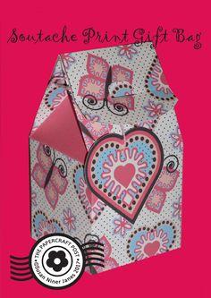 FREE PDF STUDIO cut files for milk carton style bag Valentines print to cut