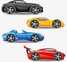 Cartoon transportation vehicle design vector material, PNG and Vector Car Drawing Kids, Car Cookies, Cartoon Boy, Baby Embroidery, Cute Dinosaur, Car Drawings, Indian Paintings, Clipart Images, Custom Art