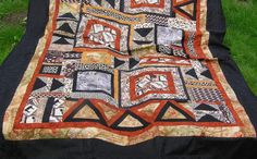 Beispielafrikadecke/Auf Bestellung! von Meine bunte Flickenecke auf DaWanda.com