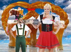 La Casa di Carnevale Blog - Oktoberfest 2017 la festa della birra, costumi bavarese, sfilati e musica