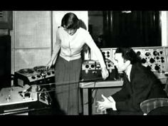 Una joya: Experimento radiofónico de la BBC en 1957.
