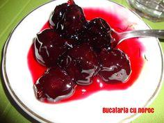 Dulceata de cirese - Bucataria cu noroc