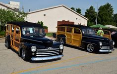 1947 & 1948 Ford woody station wagons | Flickr - Photo Sharing!