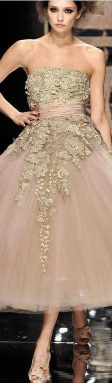 HAUTE FLASH Elie Saab Haute Couture: