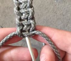 How to Make a Paracord iPhone Cable. AWESOME idea to protect the cable and comes with a tutorial with videos! I can't tell you how easily those chargers get messed up..