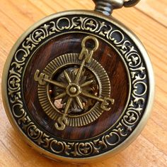 Aye, ye best be sailin' with a special compass, savvy?  Steampunk Victorian Compass pirate necklace.  Pirates!